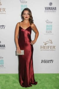 """Danielle Campbell - 4th Annual Beyond Hunger """"A Place at the Table"""" Gala"""