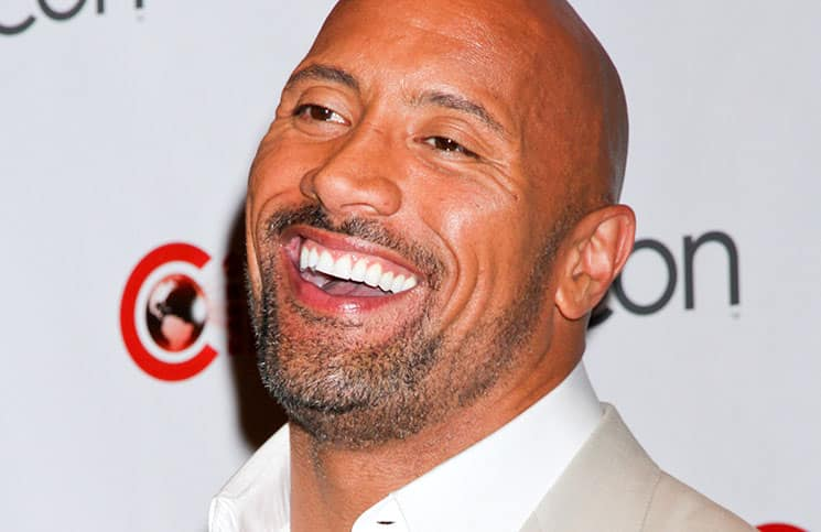 Dwayne Johnson - CinemaCon