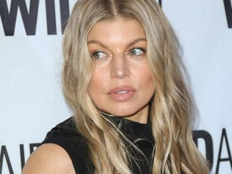 Fergie - WildAid 2015 - Arrivals