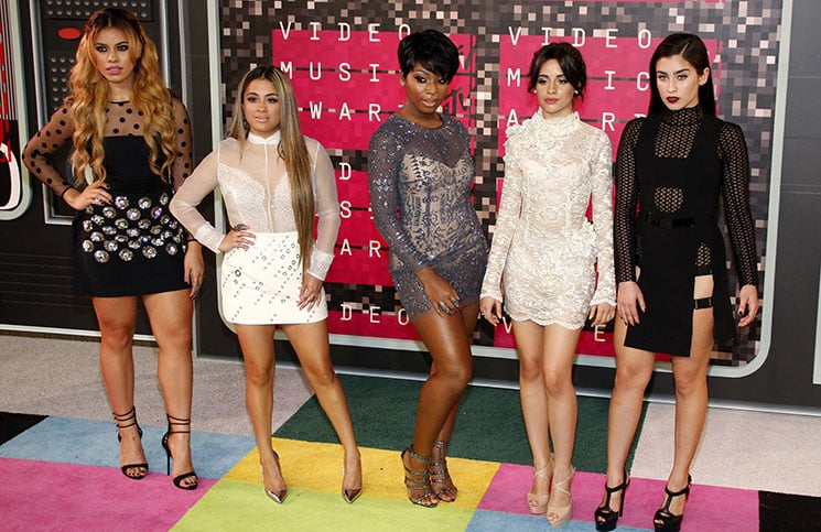 Fifth Harmony - 2015 MTV Video Music Awards
