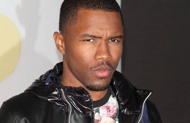Frank Ocean - BRIT Awards 2013
