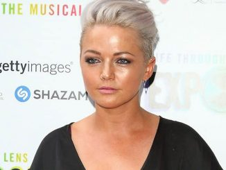"Hannah Spearritt - ""Exposure the Musical: Life Through a Lens"" Gala Performance at St. James Theatre in London"