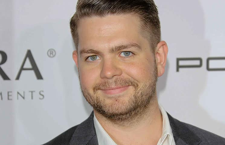 Jack Osbourne - 65th Annual Primetime Emmy Awards
