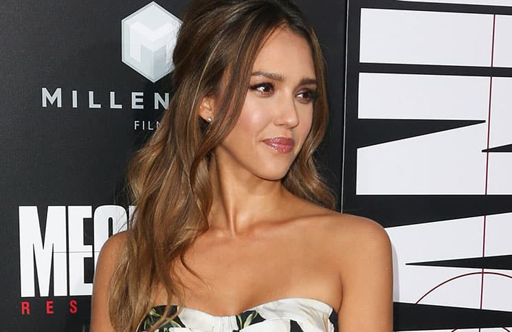 "Jessica Alba - ""Mechanic: Resurrection"" Los Angeles Premiere - Arrivals"