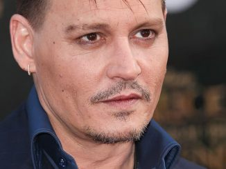"""Johnny Depp - """"Alice Through the Looking Glass"""" Los Angeles Premiere"""