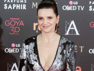 Juliette Binoche - Goya Cinema Awards 2016