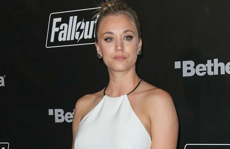"Kaley Cuoco - ""Fallout 4"" Video Game Launch Party - Arrivals"