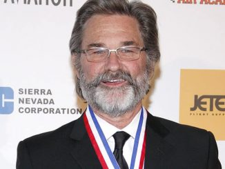 Kurt Russell - Living Legends Of Aviation Awards