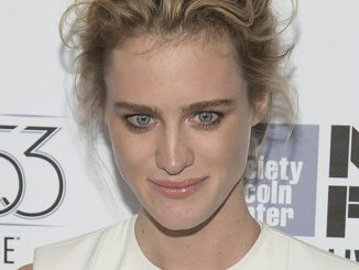 Mackenzie Davis - 53rd Annual New York Film Festival