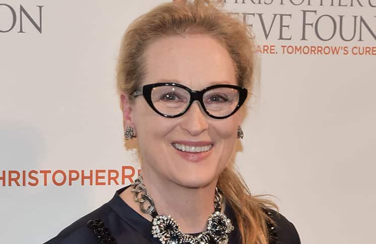 "Meryl Streep - 25th Annual Christopher & Dana Reeve Foundation's ""A Magical Evening"" Gala"