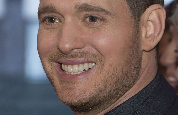 Michael Buble - 2015 Canada's Walk Of Fame Awards