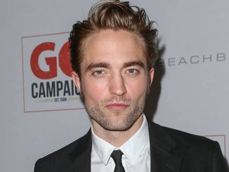 Robert Pattinson - 8th Annual GO Campaign Gala