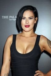 "Rumer Willis - ""BAZ - Star Crossed Love"" Opening Celebration at the Palazzo Las Vegas"