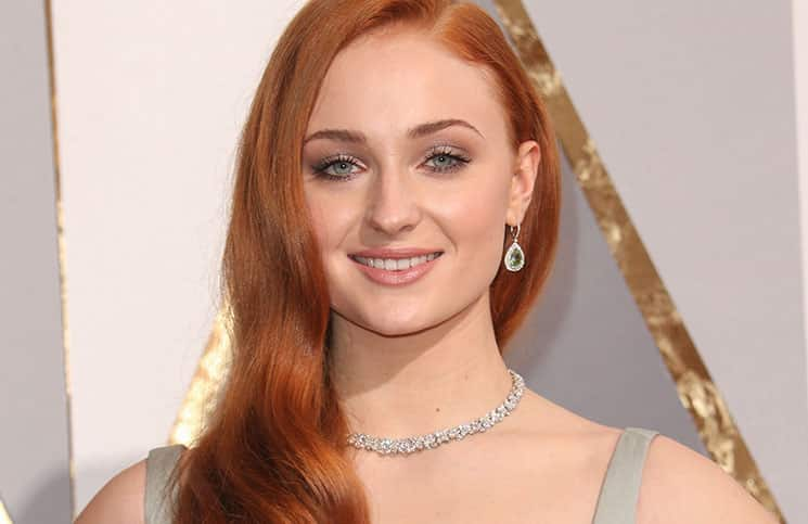 Sophie Turner - 88th Annual Academy Awards