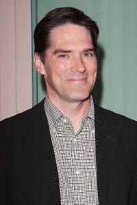 "Thomas Gibson - Academy of Television Arts & Sciences Presents: ""Primetime TV Crimefighters"" - Arrivals"