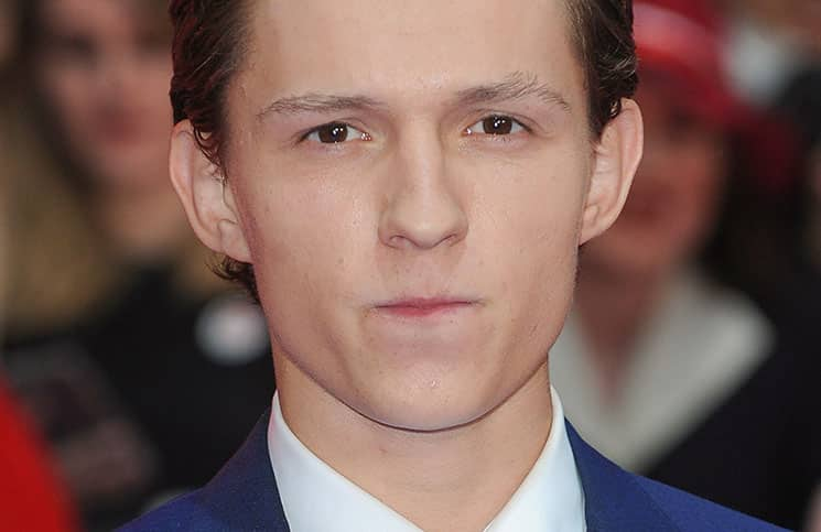 "Tom Holland - ""Captain America: Civil War"" UK Premiere - Arrivals"
