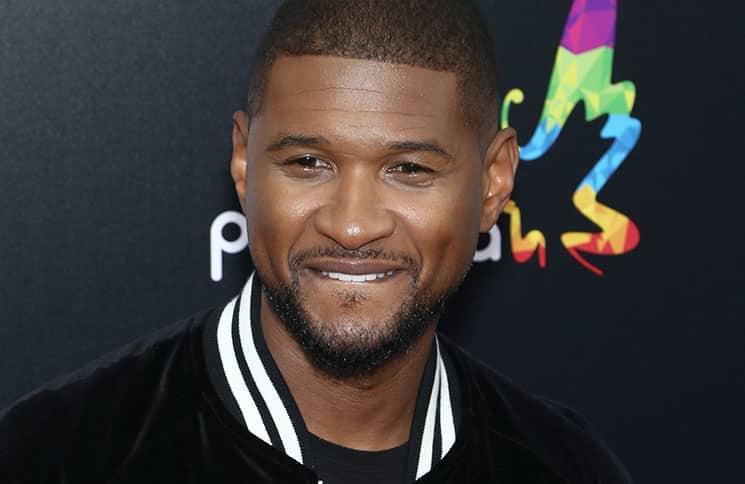 "Usher - ""Hands of Stone"" U.S. Premiere"
