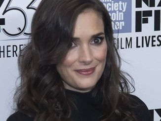 Winona Ryder - 53rd Annual New York Film Festival