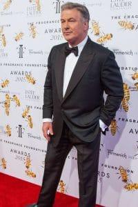 Alec Baldwin - 2015 Fragrance Foundation Awards