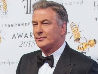 Alec Baldwin - 2015 Fragrance Foundation Awards