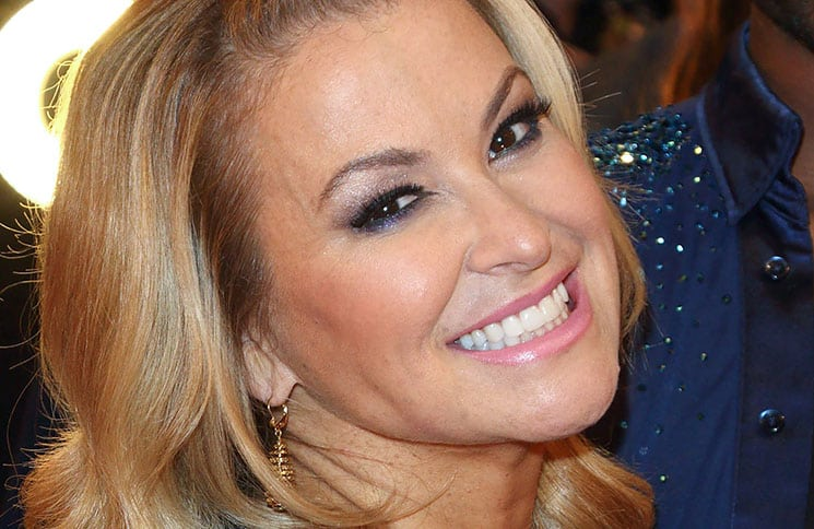 """Anastacia - """"Strictly Come Dancing"""" TV Series 2016 UK Launch"""