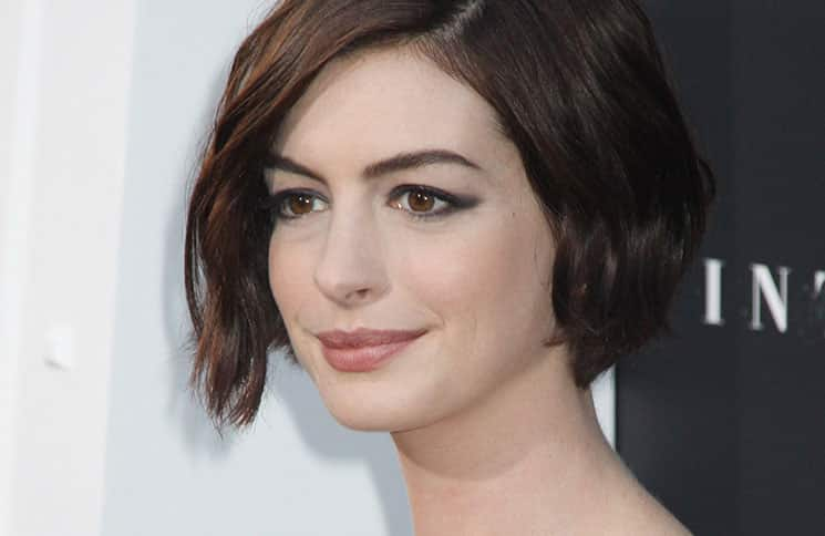 "Anne Hathaway - ""Interstellar"" Los Angeles Premiere"
