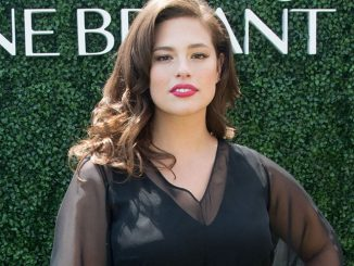 Ashley Graham - Christian Siriano x Lane Bryant Runway Show at the United Nations in New York City
