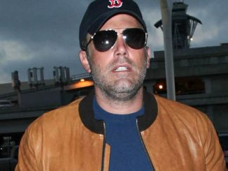 Ben Affleck Sighted Arriving at LAX Airport on July 16, 2016