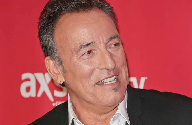 Bruce Springsteen - 2013 MusiCares Person of the Year