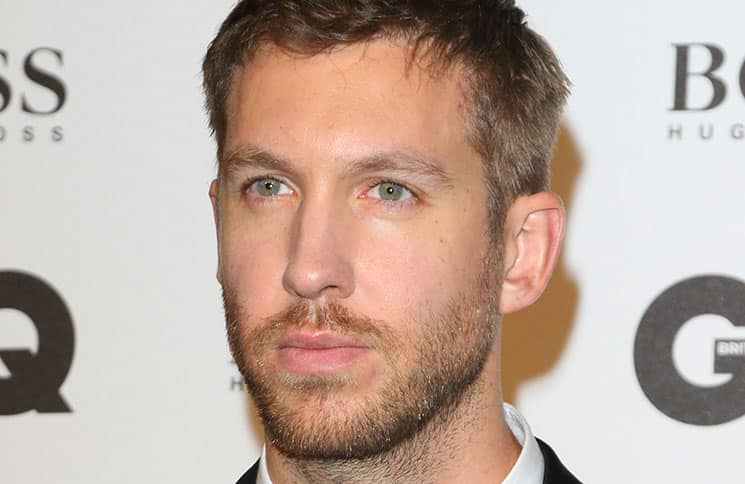 Calvin Harris - GQ Men of the Year Awards 2016