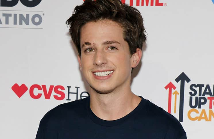 Charlie Puth - Hollywood Unites For The 5th Biennial Stand Up To Cancer (SU2C)