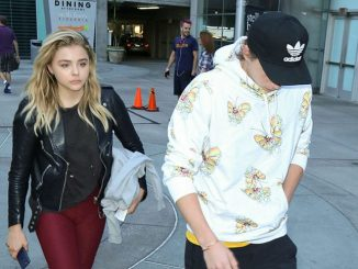 Chloe Moretz and Brooklyn Beckham Sighted in Los Angeles on June 30, 2016