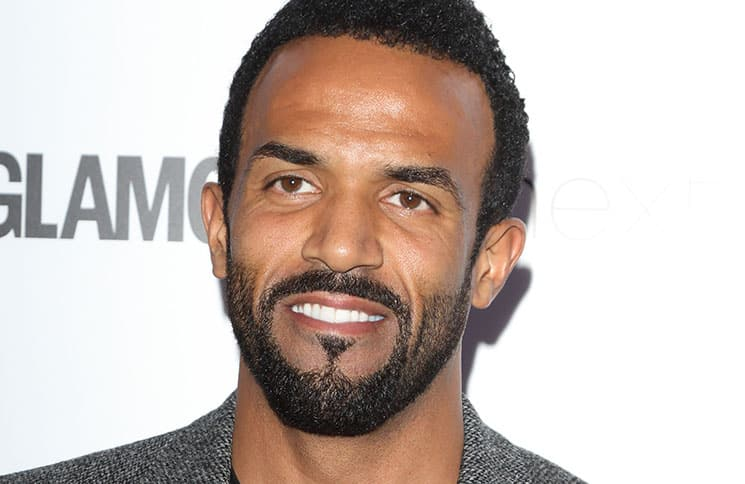 Craig David - Glamour Magazine Woman of the Year Awards 2016