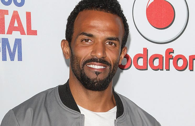 Craig David - 95-106 Capital FM Summertime Ball 2016 with Vodafone