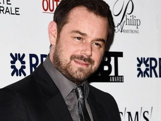 Danny Dyer - RBS British LGBT Awards 2016