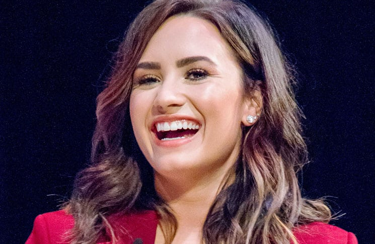 Demi Lovato - 2016 Social Good Summit