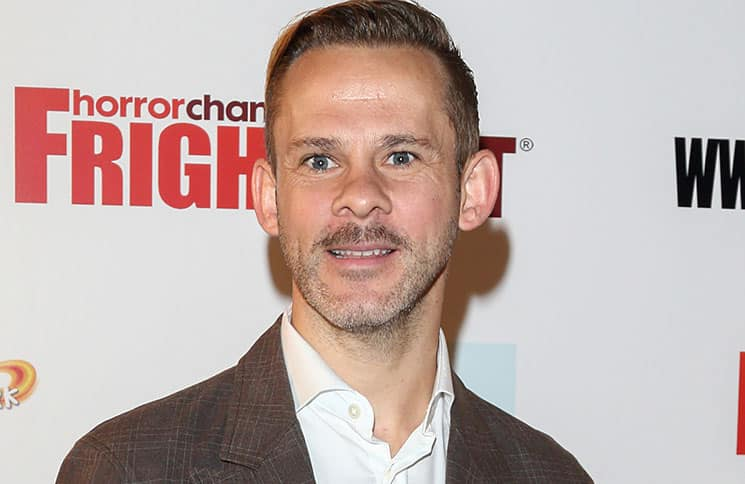 Dominic Monaghan - FrightFest 2016