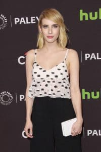 "Emma Roberts - 33rd Annual PaleyFest LA - ""Scream Queens"" - Arrivals"