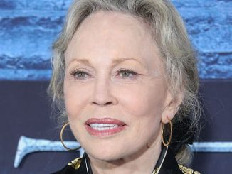 "Faye Dunaway - HBO's ""Game Of Thrones"" Season 6 Premiere"