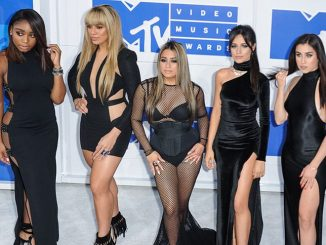 Fifth Harmony - Normani Kordei, Dinah Jane Hansen, Ally Brooke, Camila Cabello, Lauren Jauregui - 2016 MTV Video Music Awards