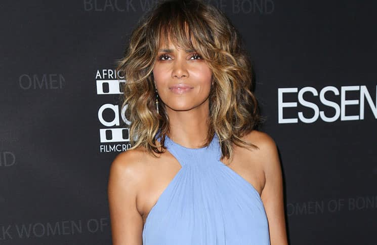 Halle Berry - Spectre: The Black Women of Bond Tribute