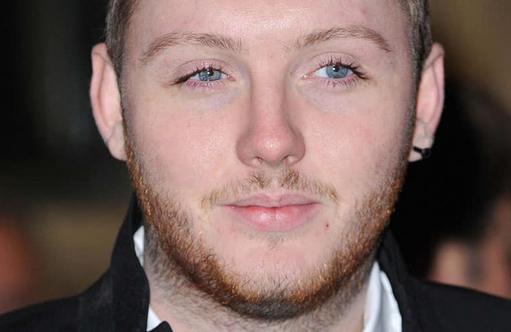 James Arthur - The Prince's Trust Comedy Gala at Royal Albert Hall in London