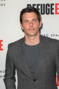 """James Marsden - The Annenberg Space for Photography Presents """"Refugee"""" Exhibit"""