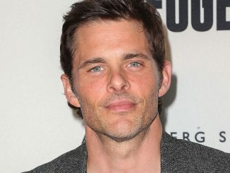 "James Marsden - The Annenberg Space for Photography Presents ""Refugee"" Exhibit"