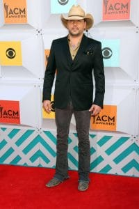 Jason Aldean - 51st Academy of Country Music Awards