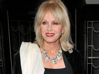 Joanna Lumley - 2016 Lady Garden Gala Hosted by Chopard in Aid of Silent No More Gynaecological Cancer Fund and Cancer Research UK