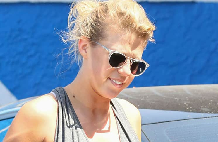 """Jodie Sweetin - """"Dancing with the Stars"""" Rehearsal in Hollywood"""