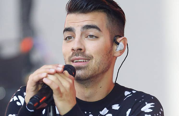 """Joe Jonas - DNCE in Concert on NBC's """"The Today Show"""" Citi Concert Series at Rockefeller Plaza in New York City - August 26, 2016"""