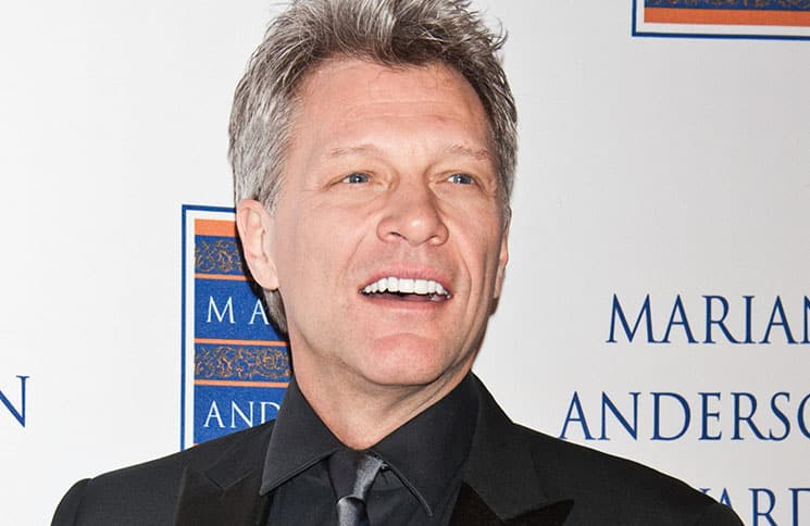 Jon Bon Jovi Attends The 2014 Marian Anderson Award Gala Honoring Jon Bon Jovi at The Kimmel Center in Philadelphia - November 18, 2014