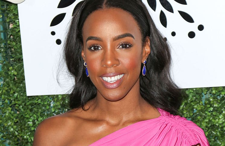 Kelly Rowland - Ladylike Foundation's 8th Annual Women of Excellence Luncheon
